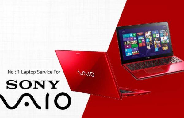 Sony laptop service center